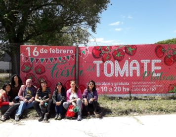 El tomate platense, protagonista en la capital bonaerense